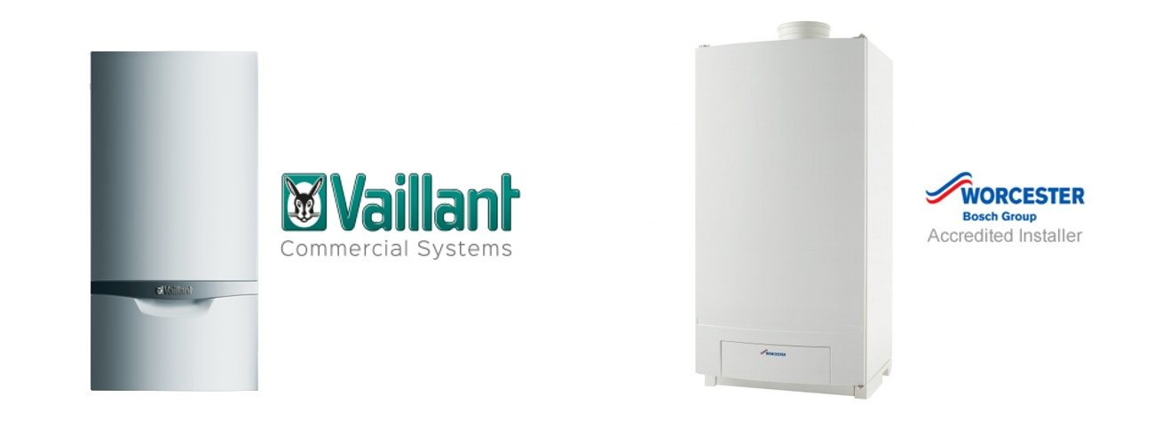 Putney Plumbers, accredited installers for Vaillant and Worcester domestic boilers